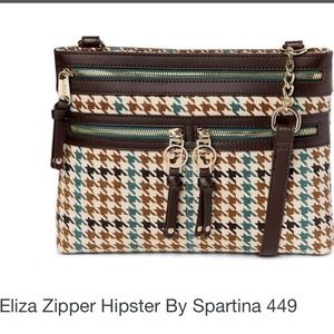 spartina cross body bag